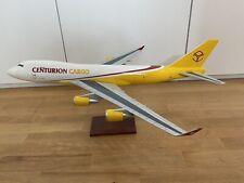 Flugzeugmodell 1:100 Centurion Cargo Boeing 747-400F Reg. N902AR Premium Models