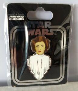 Star Wars Celebration 2020 Anaheim Princess Leia A New Hope Pin MISP Carded