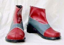 Tales of the Abyss Luke Fone Fabre Cosplay Shoes US9/25cm/Uk6.5/Euro 39.5