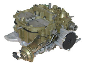 ROCHESTER QUADRAJET CARBURETOR 1979-1980 CHEVY GMC TRUCK 350-400 ENGINE