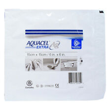 "Convatec Aquacel Extra AG Dressing 420678 - 6"" x 6"" - 1 Dressing"