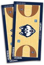 Uconn Basketball Court Cornhole Wrap Decals Bag Toss 3M Vinyl 24x48