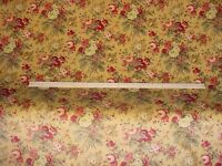 14-5/8Y TPSA COVINGTON 5TH AVENUE STERLINGHAM FLORAL VELVET UPHOLSTERY FABRIC