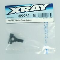 XRAY XB2 Composite Steering Block (Hard) (XRA322250-H)