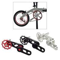 Tendeur de chaîne de vélo convertisseur de vitesse unique vtt pièces de recha