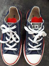Girls heart Converse Size 2 new