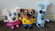 Sega Boj Plush Bundle Toy Teddy Cuddly Cbeebies