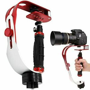 Aluminum Alloy Handheld video Camera Stabilizer Steady DSLR 2.1lbs Load