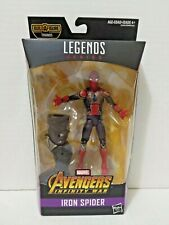 Marvel Legends Series - Infinity War - BAF Thanos - Iron Spider