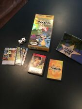 Neopets Trading Card Game Two Player Starter Set w/ 8 Card Booster 076930967485