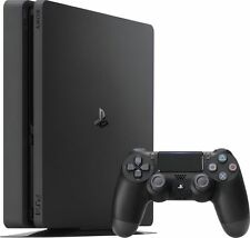 PlayStation 4 Slim Consoles