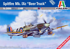 "ITALERI 2696. Spitfire Mk. IXc ''Beer Truck"". Kit para montar- Assembly kit 1/48"
