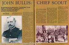 Chief Scout John Bullis*Seminole Negro+,Factor*,Jefferson*,July*,Klopper*,Shield