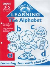 Alphabet (First Time Learning), New Books