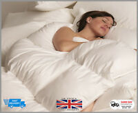 Luxury 100% Pure Hungarian Goose Down Duvet Quilt All Sizes Available 10.5 TOG