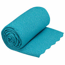 Sea To Summit Airlite Unisex Adventure Gear Towel - Pacific Blue All Sizes
