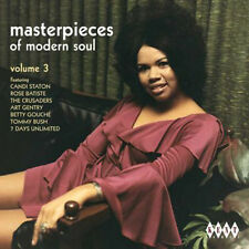 "MASTERPIECES OF MODERN SOUL VOLUME 3  ""23 STUNNING 70's SIDES"""