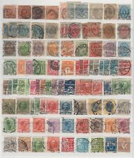 Lot 295 stamps of Denmark 1851 - 1965