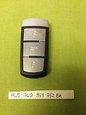 VW PASSAT B6 CC CENTRAL LOCK REMOTE KEY FOB HL0 3C0 959 752 BA