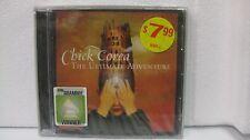 CHICK COREA THE ULTIMATE ADVENTURE 49TH GRAMMY WINNER                      cd854