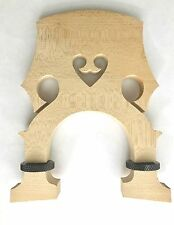 A brand new double bass adjustable bridge 3/4 size US Seller Free Ship