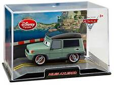 Disney Store Cars 2 Miles Die Cast Car In Collector's Case