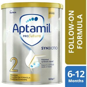 Aptamil Profutura 2 Premium Baby Follow-On Formula from 6-12 Months 900g