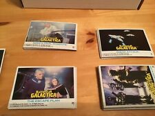 Over 300 1978 Battlestar Galactica Cards Lot