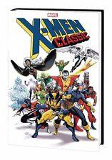 X-MEN CLASSIC OMNIBUS HC CHRIS CLAREMONT
