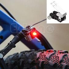 Mini Bike Tail Rear Brake Led Light Bicycle Mount Light Cycling  Portable New