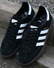 Adidas Handball Spezial Black White Gum Men's Trainers Size Uk 10 Eu 44.5