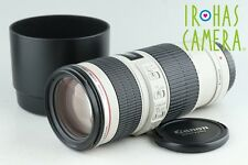Canon EF 70-200mm F/4 L IS USM Lens #12673F5