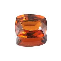 Natural Hessonite Garnet Ceylon 5.80 Cts Top Quality Loose Certified Gemstone