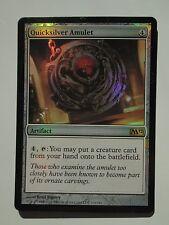 Quicksilver Amulet Foil / Magic the Gathering / MTG