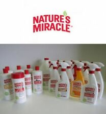 Nature's Miracle Dog Odour & Stain Removal Products