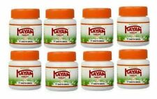 8 x Kayam-Churan-Churna-Tablets-30-Tablet Constipation-Acidity-Ayurveda