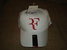 NWT Nike Federer RF Dri-FIT Hybrid Legacy 91 Tennis Hat Cap Base Grey 371202-065