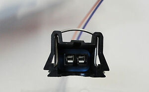 85-88 TPI Corvette Trans Am Cold Start Switch Pigtail Wiring Connector 2-PIN