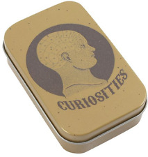 Cabinet of Curiosities Metal Storage Tin Novelty Gift