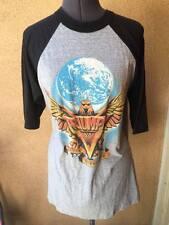 Vintage Triumph Band Shirt 1982 1983 Baseball Tee Shirt Never Surrender Tour
