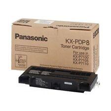 ORIGINAL PANASONIC Tóner kx-pdp8 Negro kx-7110/kx-p7100/kx-p7105 a-artículo