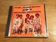"THE JACKSON 5 FEATURING MICHAEL JACKSON ""CHILDREN OF THE LIGHT"" CD 14 TRACKS RAR"
