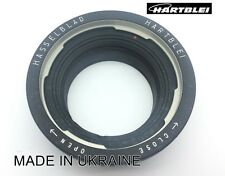 Hasselblad V Lens to Salut/Salyut, Kiev 88 Mount Camera Adapter Hartblei