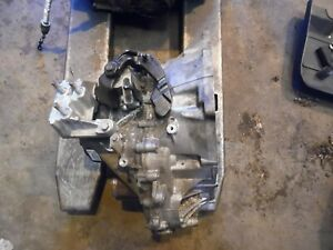 FORD FIESTA ST 180 6 SPEED MANUAL GEARBOX C1BR7002GD 63000Miles
