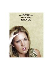 Play Diana Krall The Piano Transcriptions Vocal Guitar PVG Chord Box MUSIC BOOK
