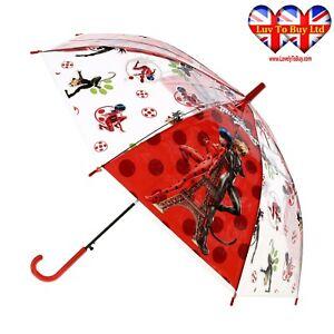 Ladybug Transparency Umbrella ,Kids Umbrella ,Officially Licensed