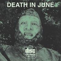 Death in June - Discriminate (1981-97) [New CD]