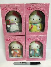 NewRare~One Hello Kitty Japanese Traditional Collector Bank from Japan-ship free