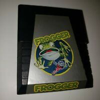 Atari 2600 Frogger Game Cartridge Works