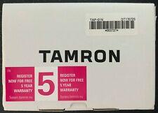 Tamron 5736 Tap-In Console for Nikon Lenses - Black